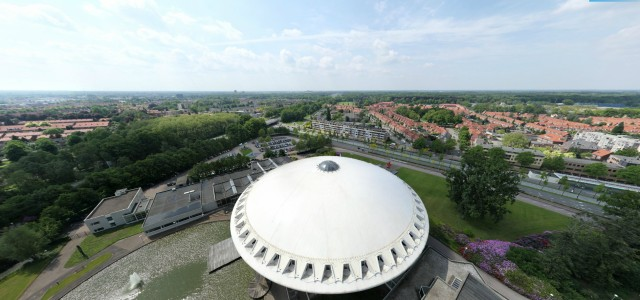 panorama evoluon week van de ondernemer secure in air